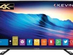 Kevin 55 Inch LED Ultra HD (4K) TV (KN55UHD)