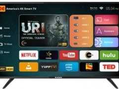Kodak 43 Inch LED Ultra HD (4K) TV (Xpro 43UHDXSMART)