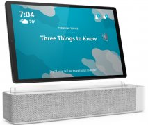 Lenovo Smart Tab M10 HD 2nd Gen with Alexa Built-in
