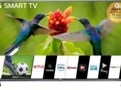 Compare LG 43 Inch LED Full HD TV (43LM5600PTC)