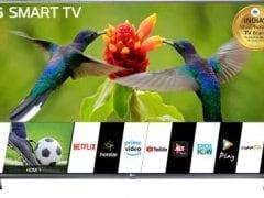 LG 43 Inch LED Full HD TV (43LM5600PTC)