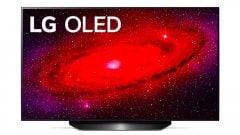 LG 48-inch Ultra-HD HDR OLED Smart TV (48CX)
