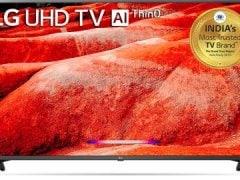 LG 65 Inch LED Ultra HD (4K) TV (65UM7300PTA)