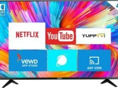 Compare MarQ by Flipkart 65 Inch LED Ultra HD (4K) TV (Dolby 65HSUHD)