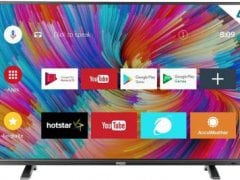 Compare MarQ by Flipkart 65 Inch LED Ultra HD (4K) TV (65SAUHD)