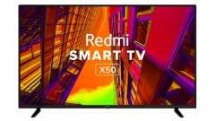 Compare Redmi 50-inch Smart LED TV X50