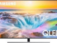Compare Samsung 65 Inch QLED Ultra HD (4K) TV (Q80RAK QA65Q80RAKXXL)