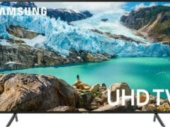 Samsung 75 Inch LED Ultra HD (4K) TV (UA75RU7100KXWT)