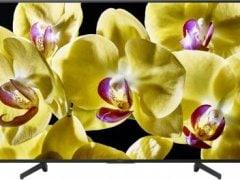Sony 65 Inch LED Ultra HD (4K) TV (Bravia X8000G KD-65X8000G)