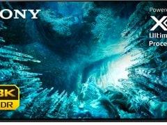 Sony 85-inch Z8H 8K LED TV (85Z8H)