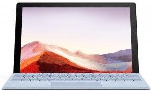 Compare Microsoft Surface Pro 7