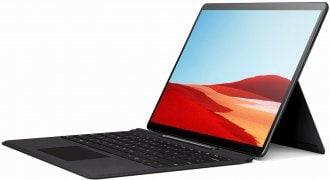 Compare Microsoft Surface Pro X