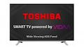 Compare Toshiba 32-inch HD Smart TV (32L5050)