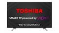 Compare Toshiba 43-inch Full-HD Smart TV (43L5050)