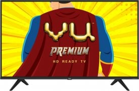 Compare Vu 43-inch Premium HD Android Smart TV (43US)