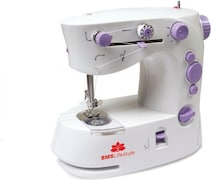 BMS Lifestyle Smart Electric Sewing Machine (White)