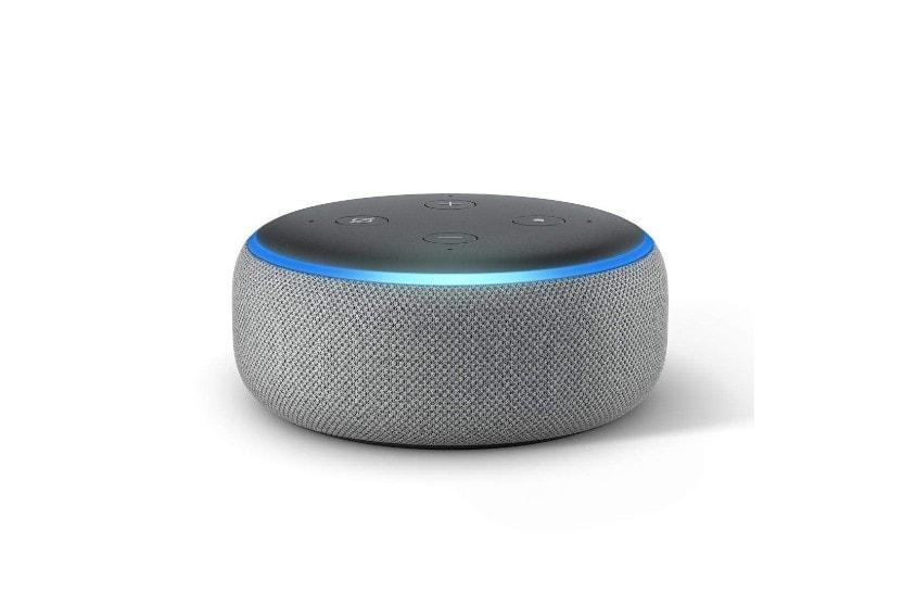 Amazon Echo Dot 3rd Gen Smart Speaker Online At Lowest Price In