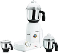 Jusal Smarty 800W Mixer Grinder (White, 3 Jar)