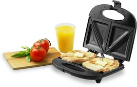 Nova Snack Magic NSM 2409/00 Toast Sandwich Maker (Black)