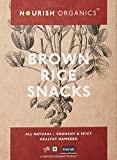 Nourish Organics Snacks Brown Rice