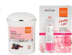 VLCC Snigdha Skin Whitening Day Cream With SPF 25 (100ML)
