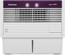 Hindware Snowcrest 50WW Air Cooler (White, 50 L)