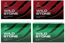 Wild Stone Soap Combo (Pack of 4)