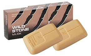 Wild Stone Soap Musk (Pack of 2)