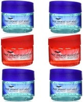 Park Avenue Soft Hold Hair Styling Gel (100GM, Pack of 6)