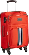 Tommy Hilfiger Soft Sided Suitcase (Red, Medium)