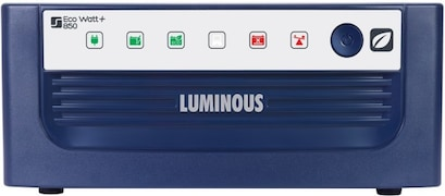 Luminous Solar Power Pure Sine Wave Inverter (Blue)