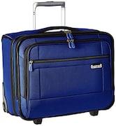 Samsonite Solyte Wheeled Boarding Luggage (Blue)