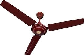 Inalsa Sonic Ceiling Fan (Brown)