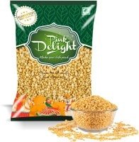 Pink Delight Split Moong Dal (Yellow, 1KG)
