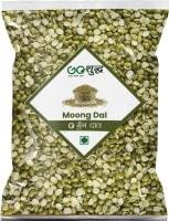Goshudh Split Moong Dal (Green, 400GM)
