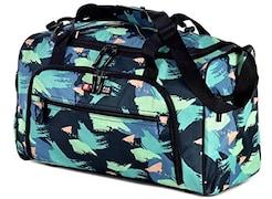 Olympia Sports Duffel Luggage (21 Inch, Grey)