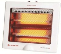 Singer SQH 800 PWT Quartz Room Heater
