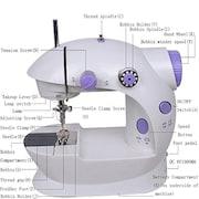 SewTech ST12 Electric Sewing Machine (White)