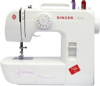 Singer Start 1306 Electric Sewing Machine (White)