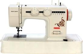 Usha Stitch Queen Electric Sewing Machine (White)