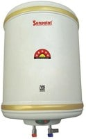 Sunpoint 25L Storage Water Geyser (25, Ivory)