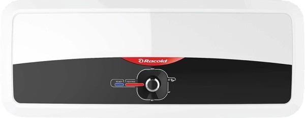 Racold 30L Storage Water Geyser (Andris Slim, White)