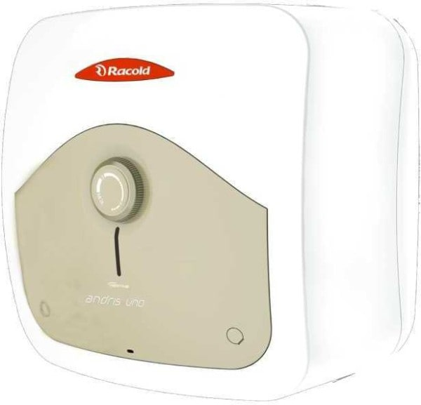 Racold 10L Storage Water Geysers (Andris UNO, White)