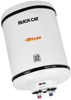 Black Cat 15L Storage Water Geyser (Blaze, Ivory)