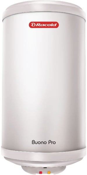 Racold 15L Storage Water Geyser (Buono Pro, White)