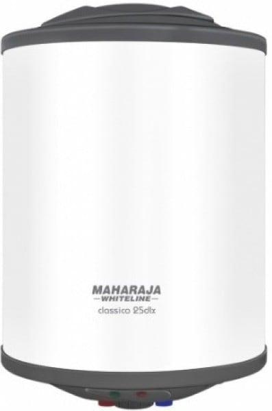 maharaja whiteline 25L Storage Water Geyser (Classico DLX, White)