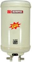 Olympus 10L Storage Water Geyser (Delux, White)