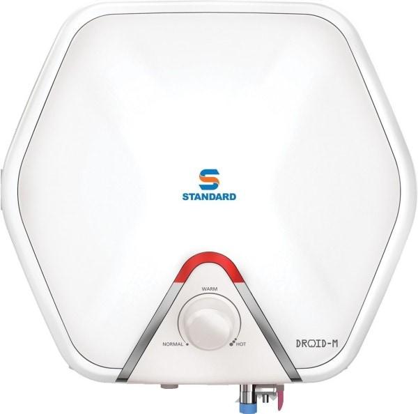 Standard 25L Storage Water Geyser (Droid, White)
