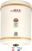 Minmax 15L Storage Water Geyser (ECO-EG, Ivory)