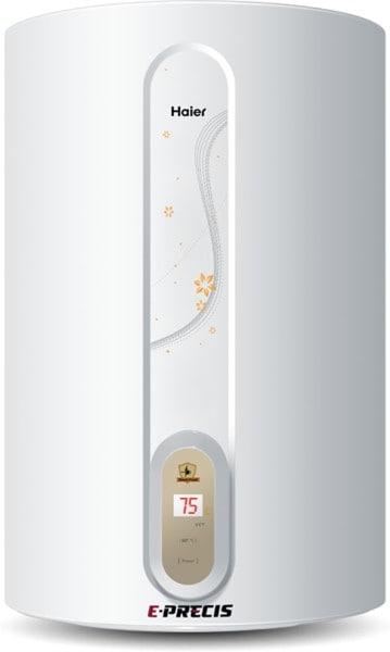 Haier 15L Storage Water Geyser (ES15V-EC-ED, White)